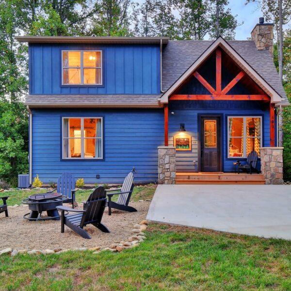 Oakleys Mountain Modern Lodge 3