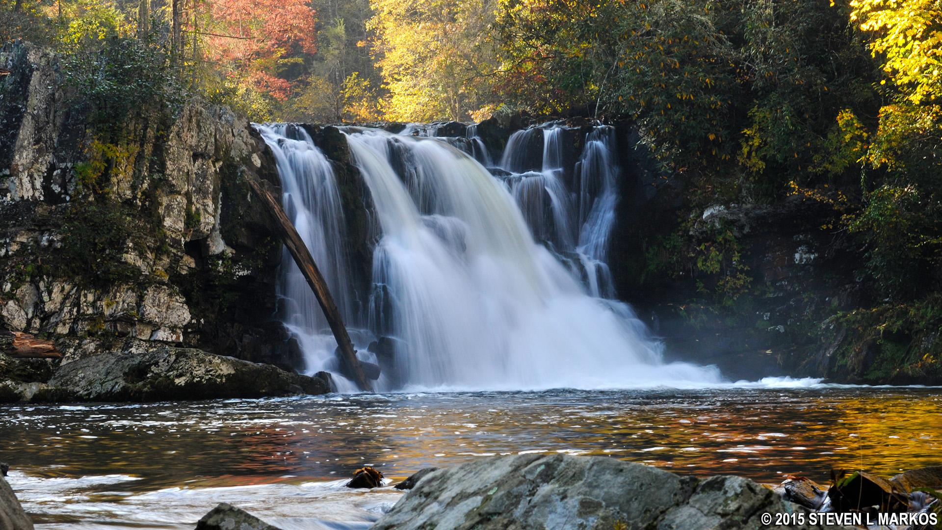 Top 4 Waterfalls in the Smokies