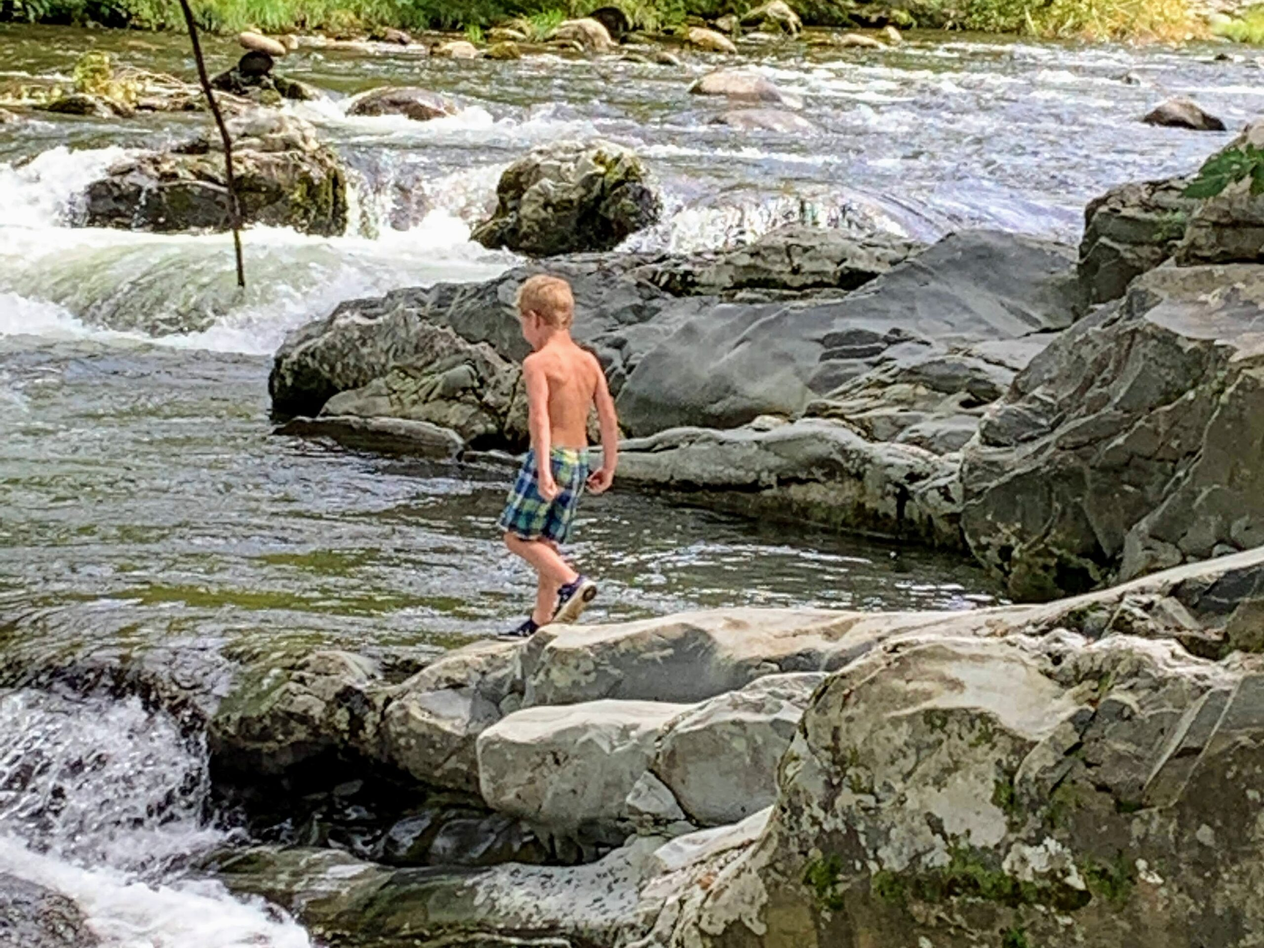 Top 5 Swimming Holes In The Smokies